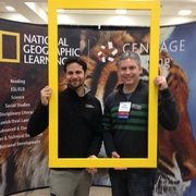 Andres Ruzo from National Geographic