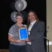 Teresa Cowan - Distinguished Service Award in a Non-School Setting
