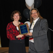 Laura Bottomley - Don Bailey College/University Distinguished Service Award