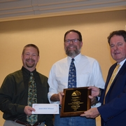 Phillip Cox - Outstanding Earth Science Teacher Award