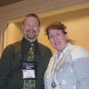 Randy Bechtel and Ann McClung
